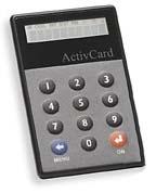 Activcard til Danske Netbank
