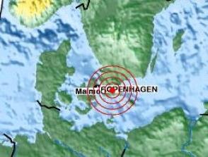 Jordskælv i Danmark